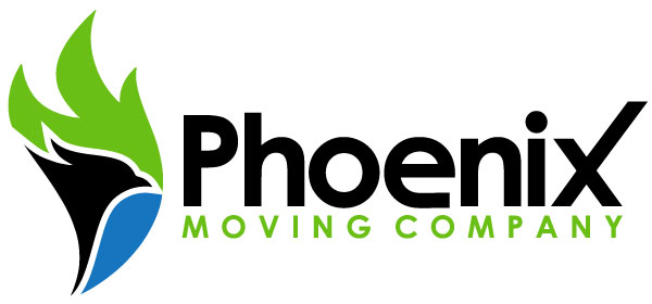 Phoenix Moving Company Logo